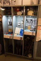 Lockers of East German workers (quinet) Tags: 2016 berlin eastgermany gdr museuminderkulturbrauerei germany
