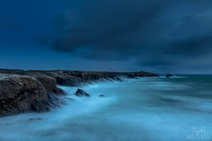 Saturday Night Percho (stephanegachet) Tags: france bretagne morbihan quiberon percho stephanegachet gachet mer sea seascape landscape nuit night