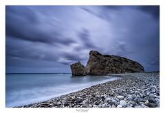 Aphrodite's Rock (iosif.michael) Tags: sonya7 sea water sky clouds seascape longexposure leefilter bigstopper gnd09hard aphrodites rock cyprus