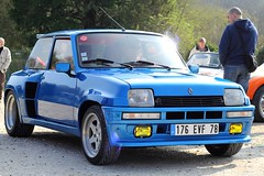 Renault 5 Turbo 2 (seb !!!) Tags: bleu blau blue azul blu 2017 auto automobile automovel automovil automobil coupé coach canon 1100d cars anciennes ancienne old oldtimers youngtimers populaire show seb voiture wagen car coffee breuilpont française français french französisch frankreich francia frança francese francês francés photo picture foto image bild imagen imagem classique classic klassic