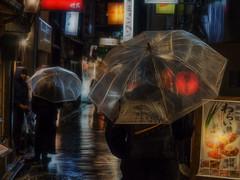 Rainy Kyoto streets (Dmitry_Pimenov) Tags: rain japan kyoto street streetphotography streets umbrella light lights travel trip people dark weather dipimenov dmitrypimenov киото япония дождь путешествие olympus олимпус дмитрийпименов outdoors outdoor city cityscape citta urban omd omd5