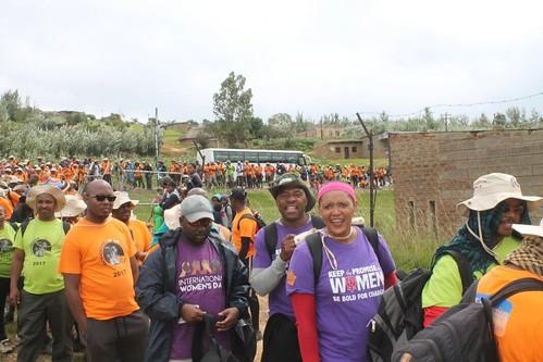 International Women's Day: Lesotho