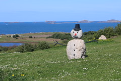 Scilly Snowman (wrightic) Tags: scillies