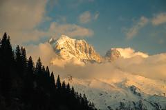 _DSF3654 (inaverona) Tags: mountains chamonix alps snow winter cloudy sunset nature landscape europe france travel fujifilm fujixe1