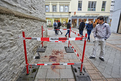 Crime Scene (Monty May (OBSERVE)) Tags: iserlohn nrw germany street streephotography