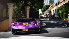 Purple (Stingray01) Tags: monaco car cars canon city carbon supercar sportcar super street speed special summer spring sigma sun sv lamborghini lambo awesome 2016 2017 carphoto photo photos auto automotive amazing aventador aventadorsv green