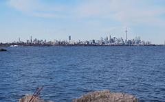 Toronto (Marcanadian) Tags: toronto ontario canada building spring architecture 2017 humber bay park lake skyline cityscape