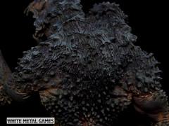 Demogorgon (whitemetalgames.com) Tags: demogorgon demon daemon devil dd gale force nine 000wmgwhitemetalgameshobbycommissionpaintedpaintingserviceservicesraleighnc platinum level ncraleighnorthcarolinacommissionservice