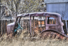 Rust to Dust (Pugsley 66) Tags: nikond3000 abc car old vintage rust abandoned junk junked auto forgotten decay