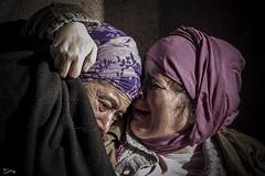 DESOLACIÓN (alfrelopez) Tags: emigrante tristeza desolación personas alfredo alfrelopez nikon retrato