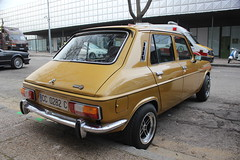 1976 Simca 1200 TI [928] (coopey) Tags: 1976 simca 1200 ti 928