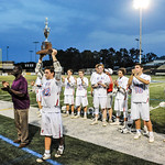 ACFHS Mens Lacrosse vs Bishop England 4A State Runner Up 4-29-2017 (EAW)