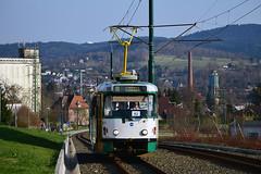 Tatra T3R.PV #20 DPML Liberec (3x105Na) Tags: tatra t3rpv 20 dpml liberec czechy českárepublika tschechien tramwaj tram tramvaj strassenbahn strasenbahn