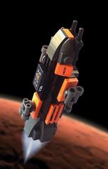 MCRN Tachi (tbone_tbl) Tags: lego mcrn martian expanse syfy sci fi scifi leviathon wakes james corey micro mini microscale miniscale ship space foitsop