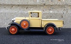 1931 Ford Model A Pickup Truck (JCarnutz) Tags: 124scale diecast danburymint 1931 ford modela pickuptruck