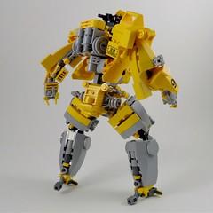 Bug Smasher II Mech (Marco Marozzi) Tags: lego legomech legodesign marco marozzi moc mecha mech robot droid drone afol bricks