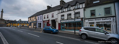 James Street looking to The Octagon - Wesport, Co. Mayo (Steph Breton) Tags: westport irlande ireland mayo buildings westofireland connaught