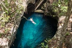 Tulum The Pit Cenote