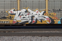 Tars (Psychedelic Wardad) Tags: freight graffiti aacrew aac tars