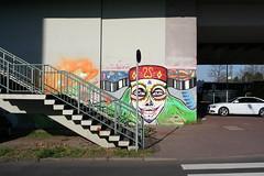 Es ist alles geliehen (Jürgo) Tags: streetart streetartgermany streetartfrankfurt streetartffm frankfurt frankfurtammain frankfurtbockenheim frankfurtstreetart ffm