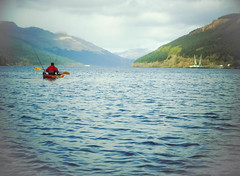 Outdoor lot (Nicolas Valentin) Tags: long lochlong kayakfishing kayak kayakscotland kayaking kayakfishingscotland scotland scenery sea sky scenic aplusphoto aqua adventure fishing freedom