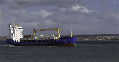 115 - Once a Week (North Light) Tags: coast ship heavyliftship fisf thursobay scrabsterharbour thurso caithness scotland