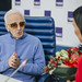 Шарль Азнавур пресс-конференция ТАСС (49)