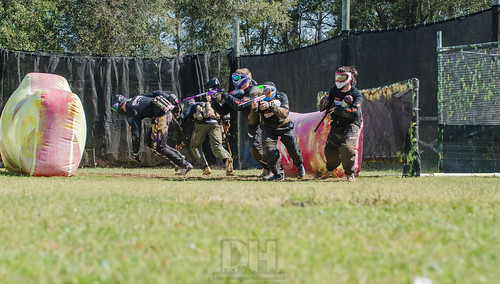 Paintball Phenomenon ATL 121