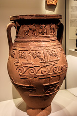 Amphora (the last don) Tags: museum israel vase objects