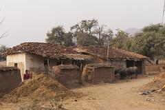 Village life (wietsej) Tags: village life rural tribal kawardha chhattisgarh india sony a900 sal70200g 70200 street house farm