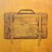 """Chicago Briefcase 24""""x24"""""""