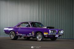 Purple Plymouth hotrod (technodean2000) Tags: purple plymouth hotrod nikon d610 lightroom uk hot rod