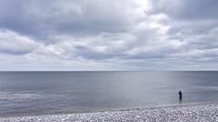 Alone fishing (Mr.Borup) Tags: fishing fiske hav sea horisont horizon tokina1224