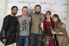 CLIVE STANDEN DIMANCHE - T&L-63 (TrollsLegendes) Tags: trolls et légendes 2017 clive standen