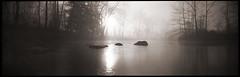 Ondurama Daybreak # 2 (DRCPhoto) Tags: ondu ondurama 6x17 pinhole lenslessphotography panoramic kodakbw400cn cheatriver westvirginia