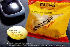 canvas puro queso - Diaz De Vivar Gusta (Diaz De Vivar Gustavo) Tags: canvas puro queso diaz de vivar gusta jenjibre y chia algaroba canela pasas oliva lino vainilla miel cereal ventas distribucion buenos aires distribuidora los artesanos venta directa
