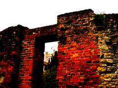 Waltham Abbey Church Grounds (Daz Reject) Tags: waltham abbey church grounds