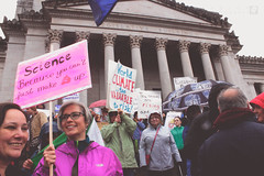 world climate too valuable to risk (FADICH PHOTOGRAPHY) Tags: science march themarchforscience 2017 april earthday earth day lisaparshley activism protest olympia washington environmentalism gogreen clean energy vote womenofscience climatechange climate change global warming poverty war drought resourcescarcity