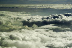 Above The Clouds 2 (JulesAlvarez) Tags: abovetheclouds airplane altitude blue cloud clouds cotton flight fly plane puffy sky skyscape soft space sun sunshine white