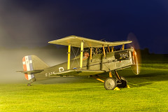IMG_3076 (Roger Brown (General)) Tags: stow maries aerodrome established 1916 two years after great war base for no 37 home defence squadron royal flying corps role defend nation against zeppelin raids timeline sunset night shoot event took place 22nd april 2017 aircraft factory se5a replica f235 be2e sopwith snipe nieuport 17 roger brown canon 7d sigma 18250 50500 bigma