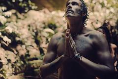 Shootman (michaklusek) Tags: travel adventure jungle contamana peru pray meditation praying faith light rainforest body