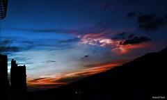 Anochecer ... (MariaTere-7) Tags: anochecer nubes vista balcón la pastora caracas venezuela maríatere7 nwn cloudsstormssunsetssunrises