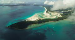 Whitsunday XVIII (Josué Godoy) Tags: whitsunday islands isla ile island australia clouds