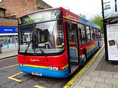 Go Northern 4855 / R855 PRG (TEN6083) Tags: chesterlestreet renown wright b10ble volvo r855prg 4855 easyaccess nnrg northernnationalrestorationgroup bus nebuses