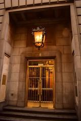 Portal de Telefónica. Calle Fuencarral. Madrid (Carlos Viñas-Valle) Tags: portal telefonica fuencarral