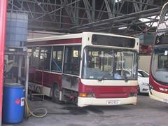 East Yorkshire 480 W152RCU Anlaby Rd Depot, Hull (1280x960) (dearingbuspix) Tags: eastyorkshire eyms 480 w152rcu