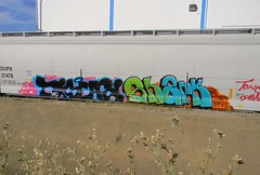 Diseas (Sk8hamburger) Tags: graffiti shark paint niche trains graff kts freight dma freights vts diseas nicher freighttrainstagtaggingpaintpaintingpiecesprayspray