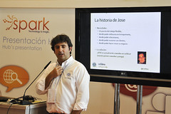 The Hub (telecentrecommunity) Tags: hub spain spark spark13