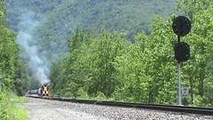 WNYP RR (Cooks Forest) Tags: railroad rr missouri driftwoodpa dft mlw westernnewyorkandpennsylvaniarailroad keatingsummitpa c630alco 630alco locomotivearkansas 70wnypa rrwnyp m636alco