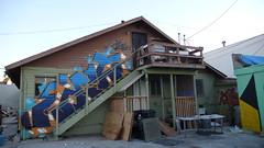 North Parker Lofts site, San Diego (Frank_Bruce) Tags: streetart sandiego tags 30th moderntimes tagging upas influx northparker northparkerlofts moderntimesnorthpark moderntimesbrewery